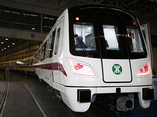 曼卡特后扩底不锈钢锚栓助力深圳轨道交通地铁11号线