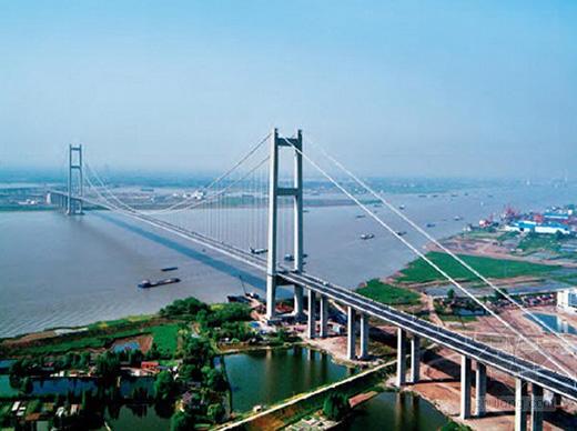 曼卡特找平胶助力泰州长江大桥引桥支座更换工程