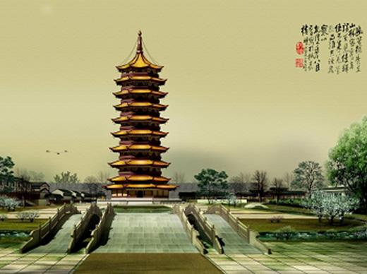 南京曼卡特碳纤维布助大报恩寺重放光彩