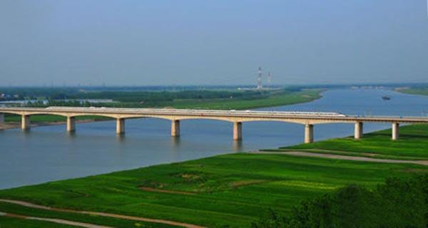曼卡特机械锚栓征服京沪高速新沂河大桥