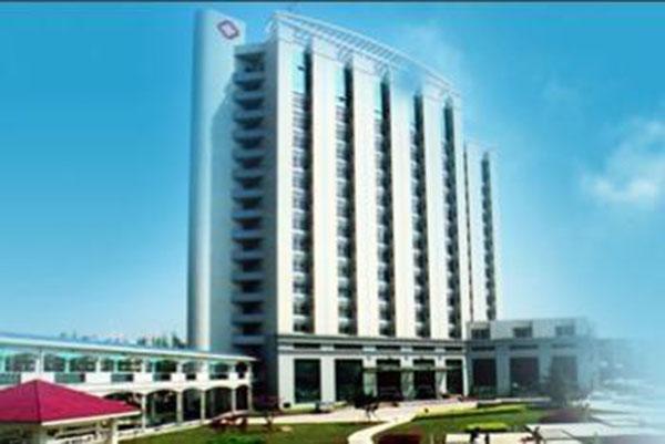 南京江北人民医院门诊楼加固工程选择曼卡特
