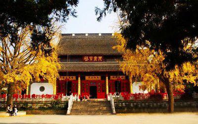 曼卡特碳纤维布呵护古建之中国佛学院栖霞山分院、栖霞山主题宾馆