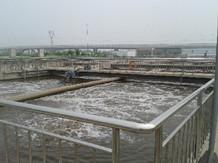 天津庄子污水处理厂水下植筋加固选用曼卡特MT500水下植筋胶