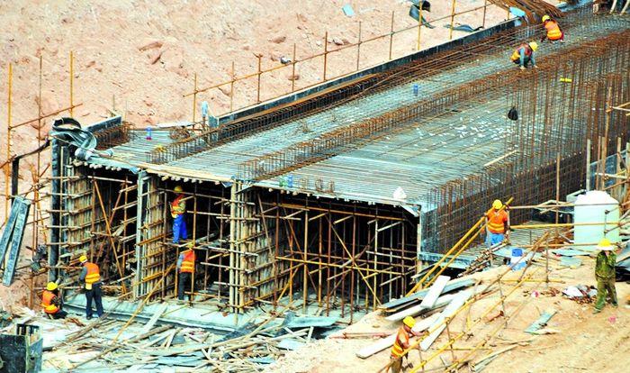 南京曼卡特为重庆阆中建设地下管廊