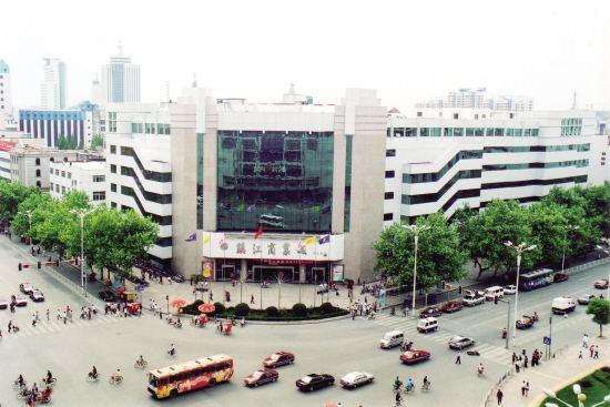 """碳纤维布""""布救""""镇江商业城购物广场"""