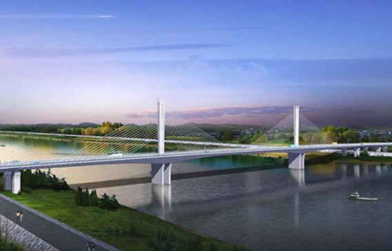 胶粘模扩底锚栓在武汉高通路桥项目中的应用
