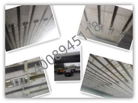 预应力碳纤维布加固锚具系统