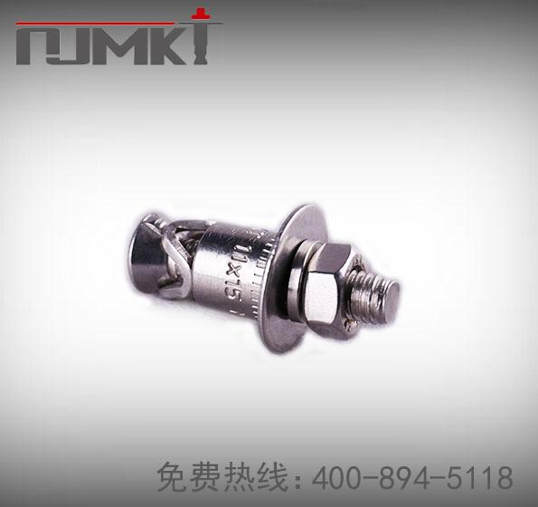 NJMKT曼卡特316不锈钢敲击式背栓MKT-UA/S/F4