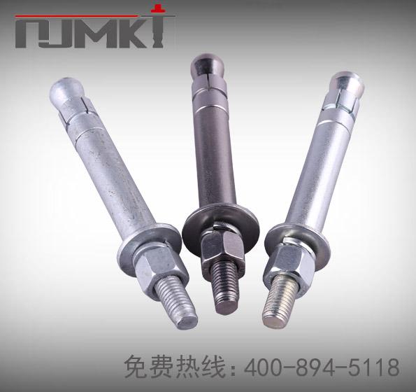 热浸镀锌高防腐电镀后扩底锚栓NJMKT-UA/P