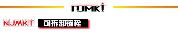 曼卡特NJMKT可原位更新锚栓