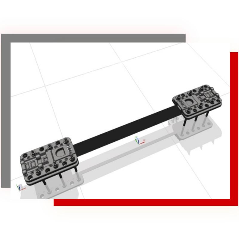 可拆卸锚具 预应力碳板锚具