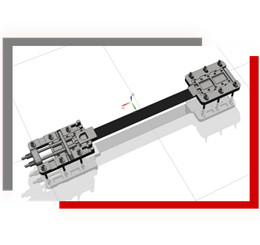 反张拉预应力碳板锚具(可做铝合金)