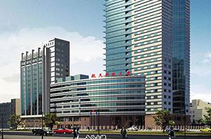 北京国家航天部综合大楼加固