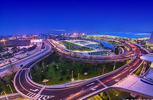 南京禄口机场高架桥