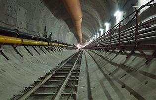 深圳高铁隧道裂缝修补加固